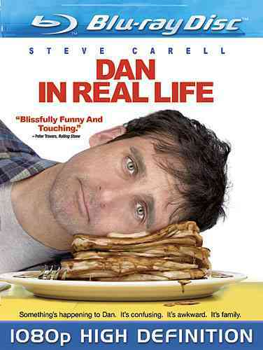 DAN IN REAL LIFE BY CARELL,STEVE (Blu-Ray)
