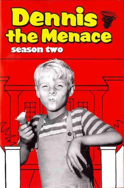DENNIS THE MENACE:SEASON TWO BY DENNIS THE MENACE (DVD)